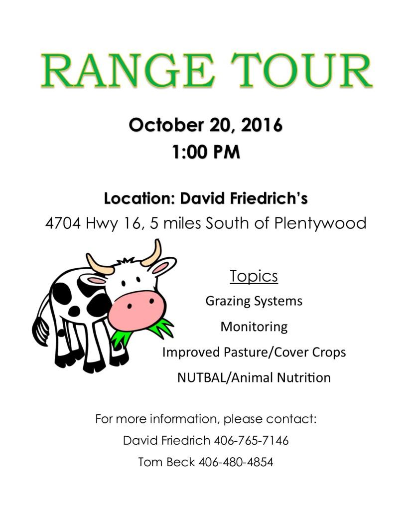 friedrich-range-tour